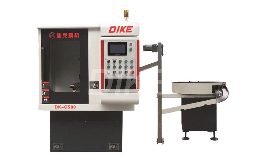 Automatic hydraulic lathe DK-CS80 series