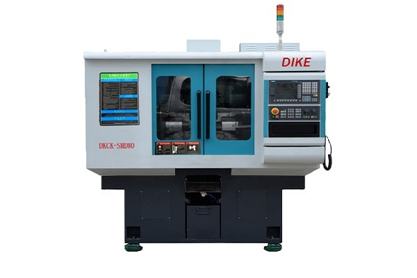 Automatic double-head chamfering machine DKCK-SMD series