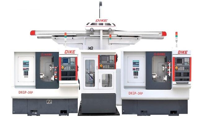 Automatic CNC lathe DKGP-36P series