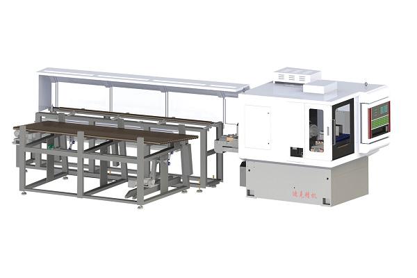 Automatic CNC cutting lathe DKCK-G series