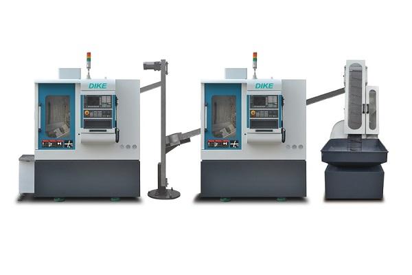 Automatic CNC lathe DKCK-M5