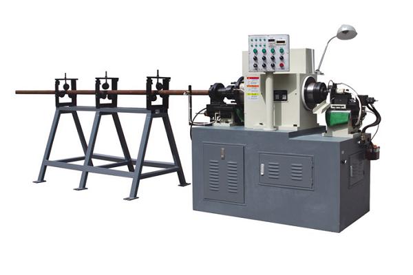 Pipe cutting machine (cutting machine) processing video