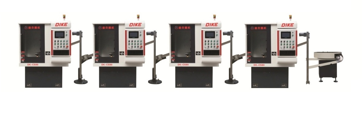 Automatic bearing ring production line (four lines) DK-CS80 series