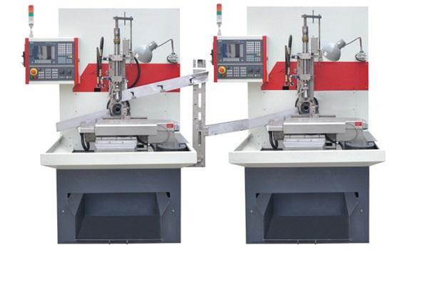 CNC automatic lathe processing videoDKCK-PS100