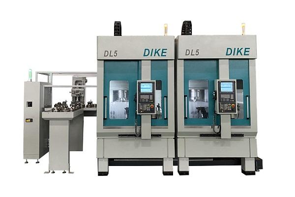 Vertical turning center DKCK-DL5