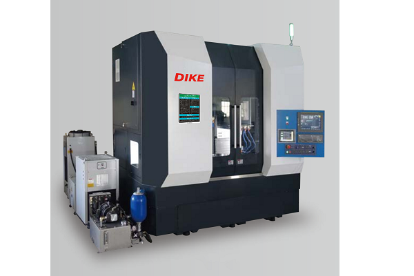 DKCK-DN Series Double Spindle Vertical Grinding Machine